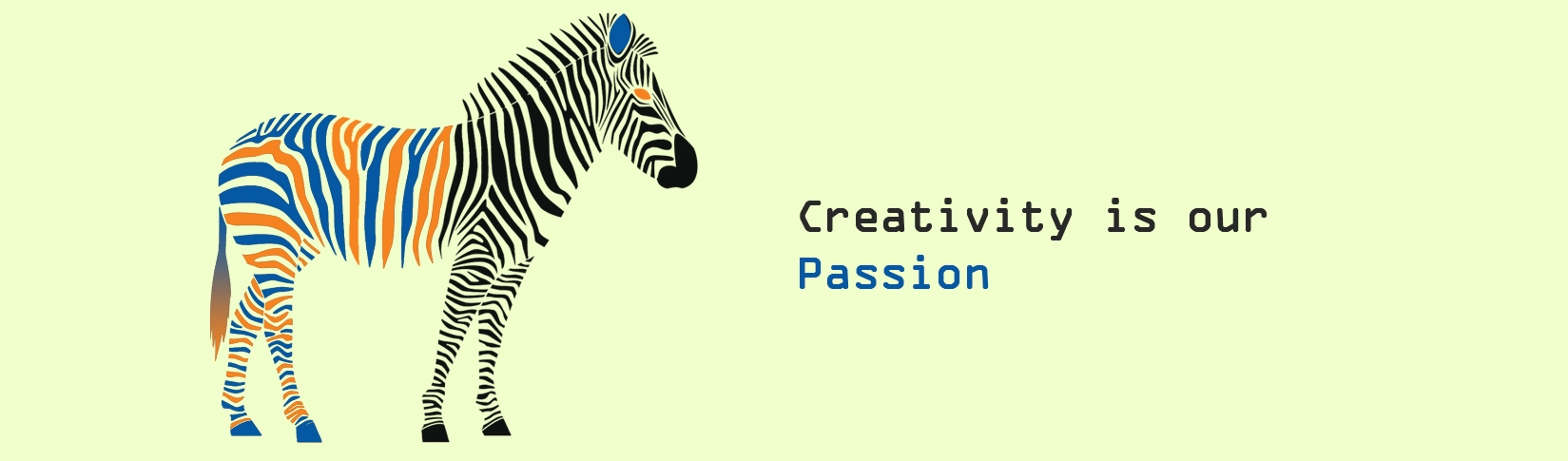 Creavity is passion
